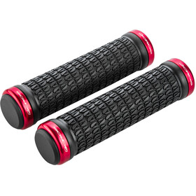 ACROS R1 A-Grips, red/black